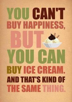 increase productivity with ice cream
