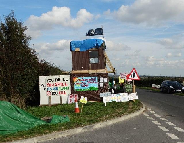 yorkshire fracking