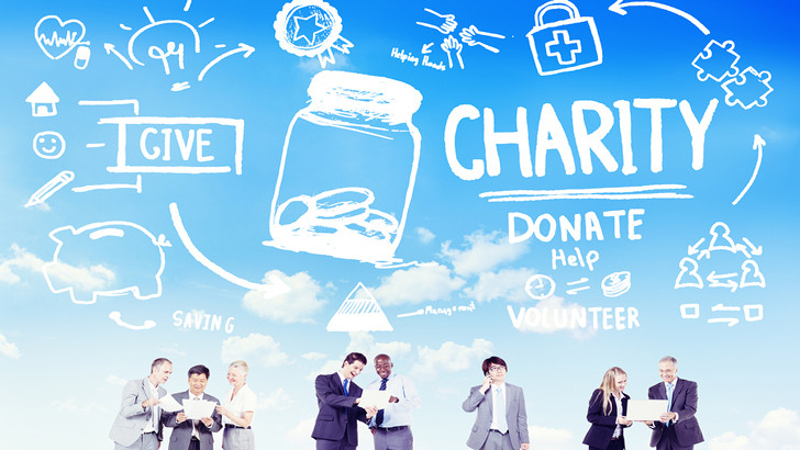 charity VAT return for business energy
