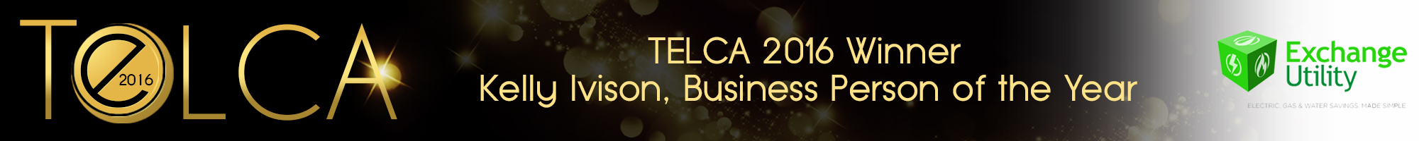 TELCA 2016 - WINNER - 07 BUSINESS PERSON [KELLY IVISON]