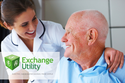 how to achieve energy saving in care homes