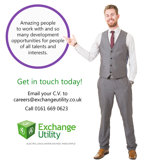 Energy career perks: How Exchange Utility help staff to succeed