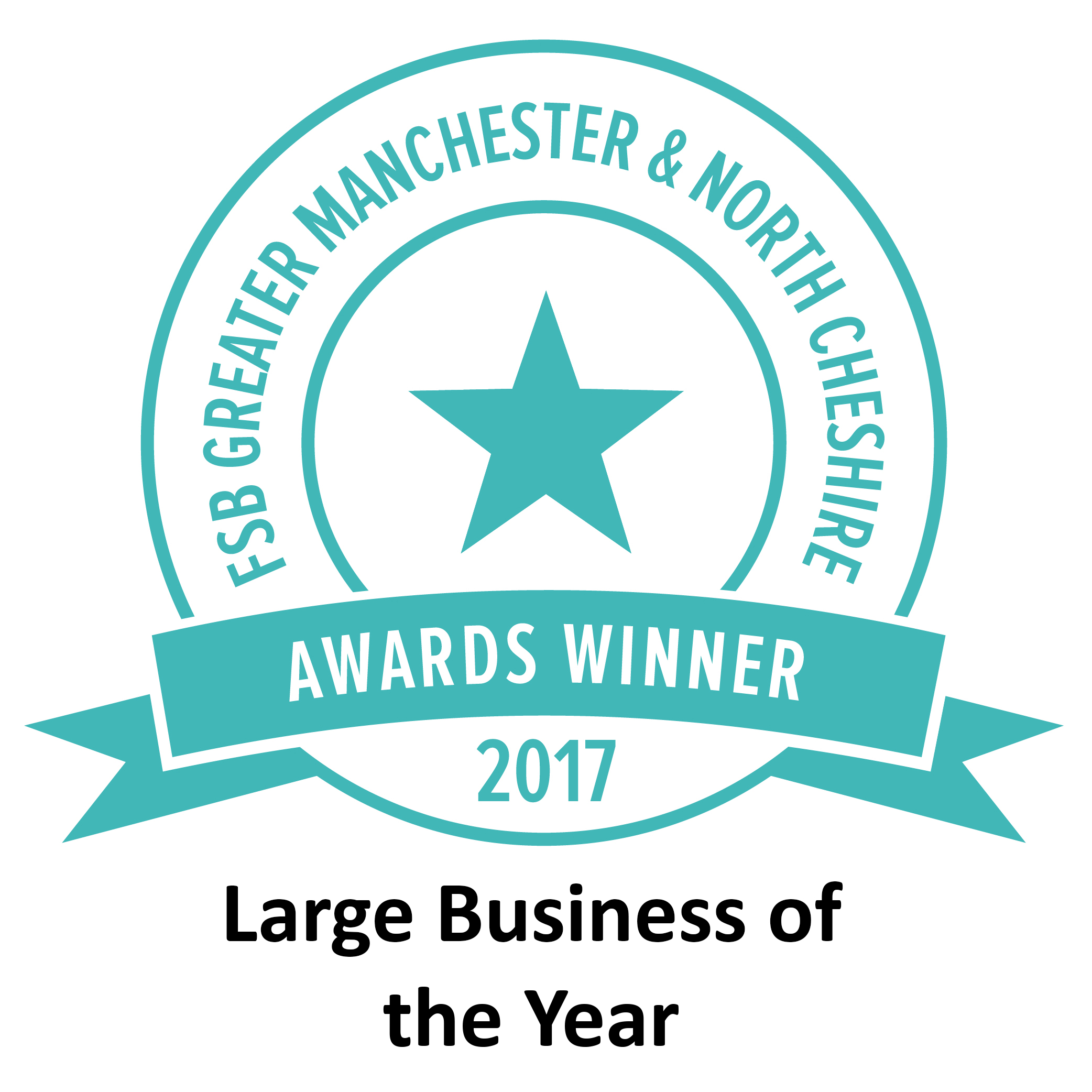 fsb awards large business of the year 2017