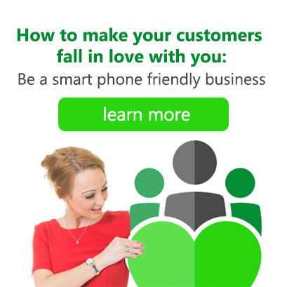 smartphone friendly business