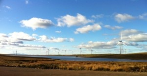 scotlands wind turbines