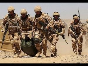 saving energy to save military lives