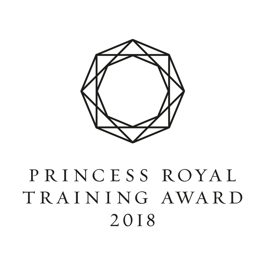 Princess Training Award